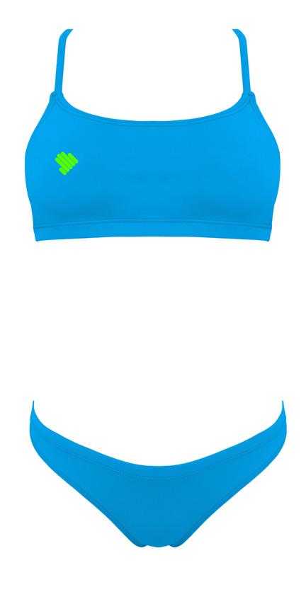 Sunkini Azul de atar