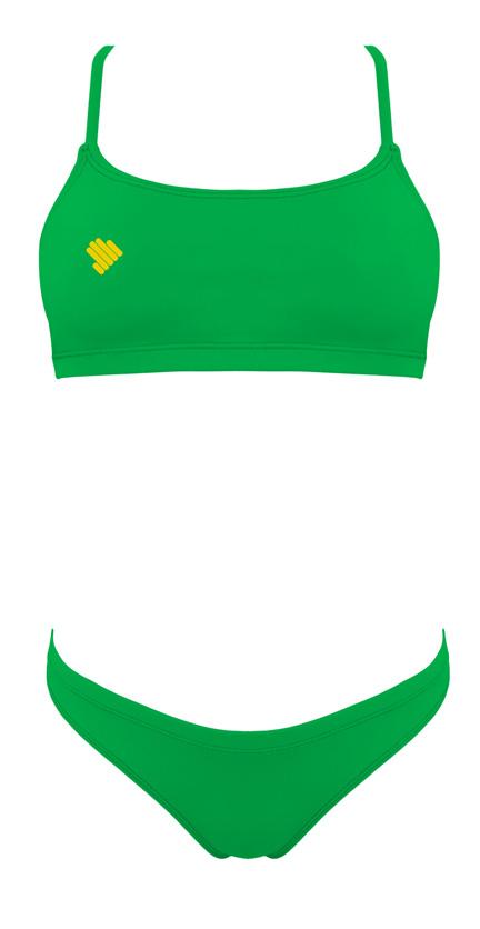 Sunkini Verde de atar
