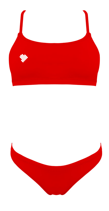 Sunkini Vermelho
