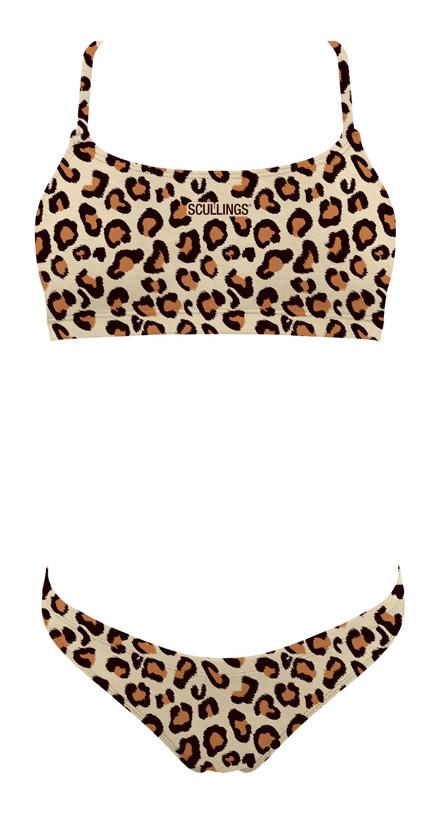 Sunkini Leopardo de atar