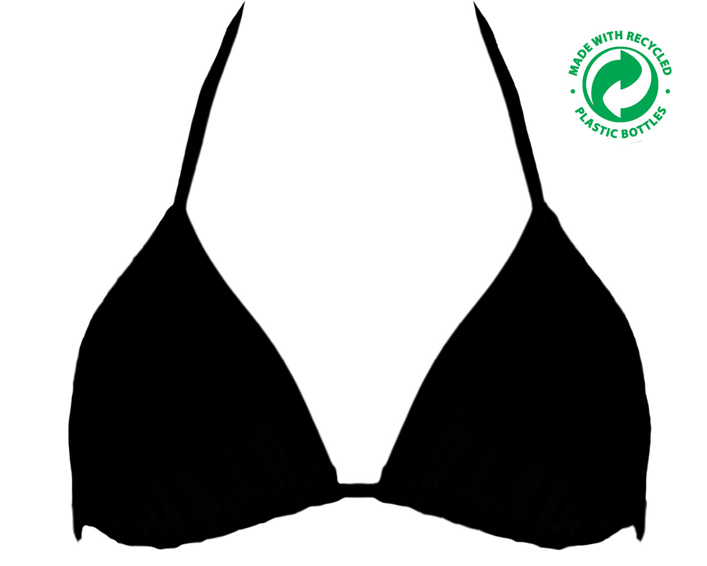 Bikini Cortina Preto ECO