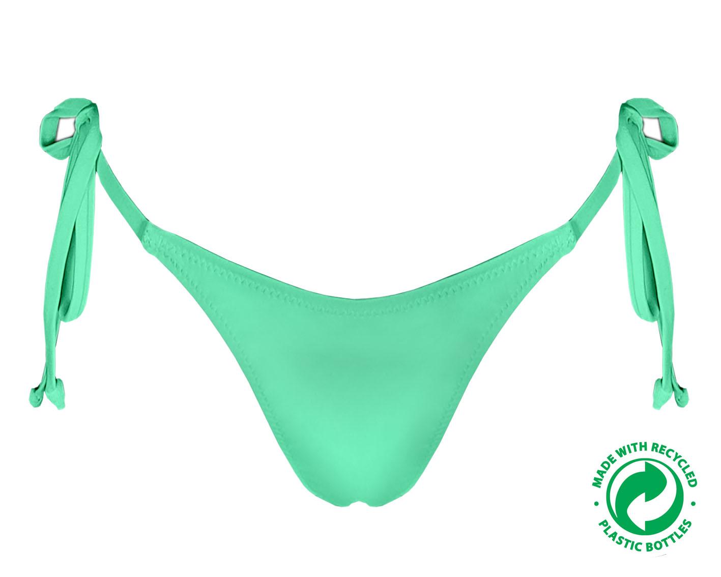 Cueca Bikini Atar Menta Eco